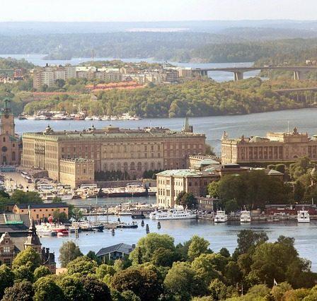 Zabytki Sztokholmu - TOP 3