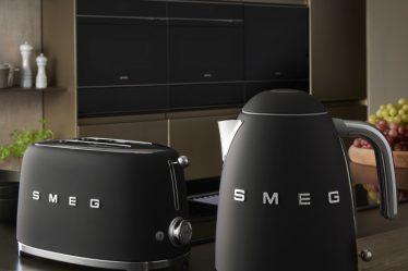 Czym wyróżnia się włoska firma Smeg?